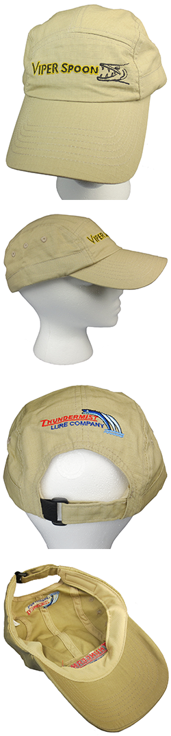Official Thundermist Fishing Hat