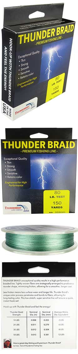 !Firesale! Thunder Braid