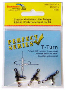 T-Turn 3-Way Swivel
