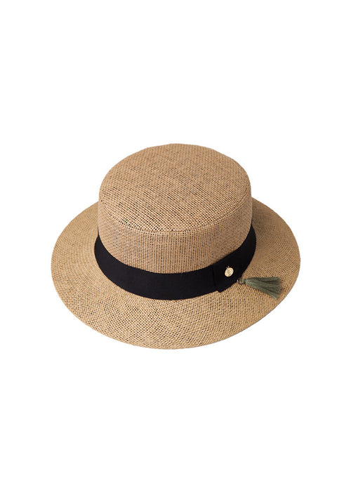 Wide Boater Hat