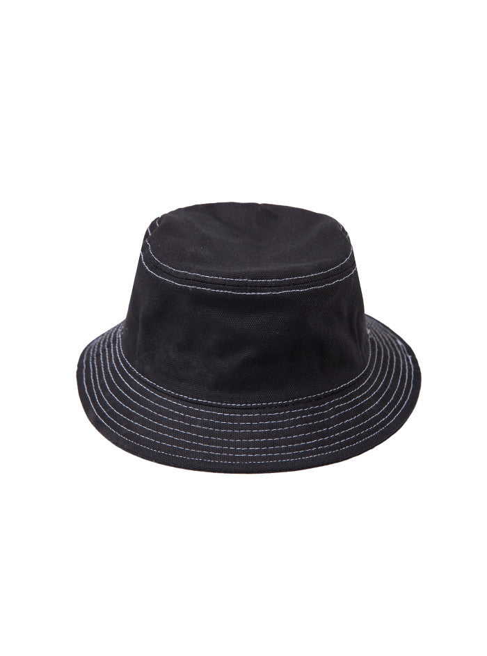 CONTRAST BEACH HAT