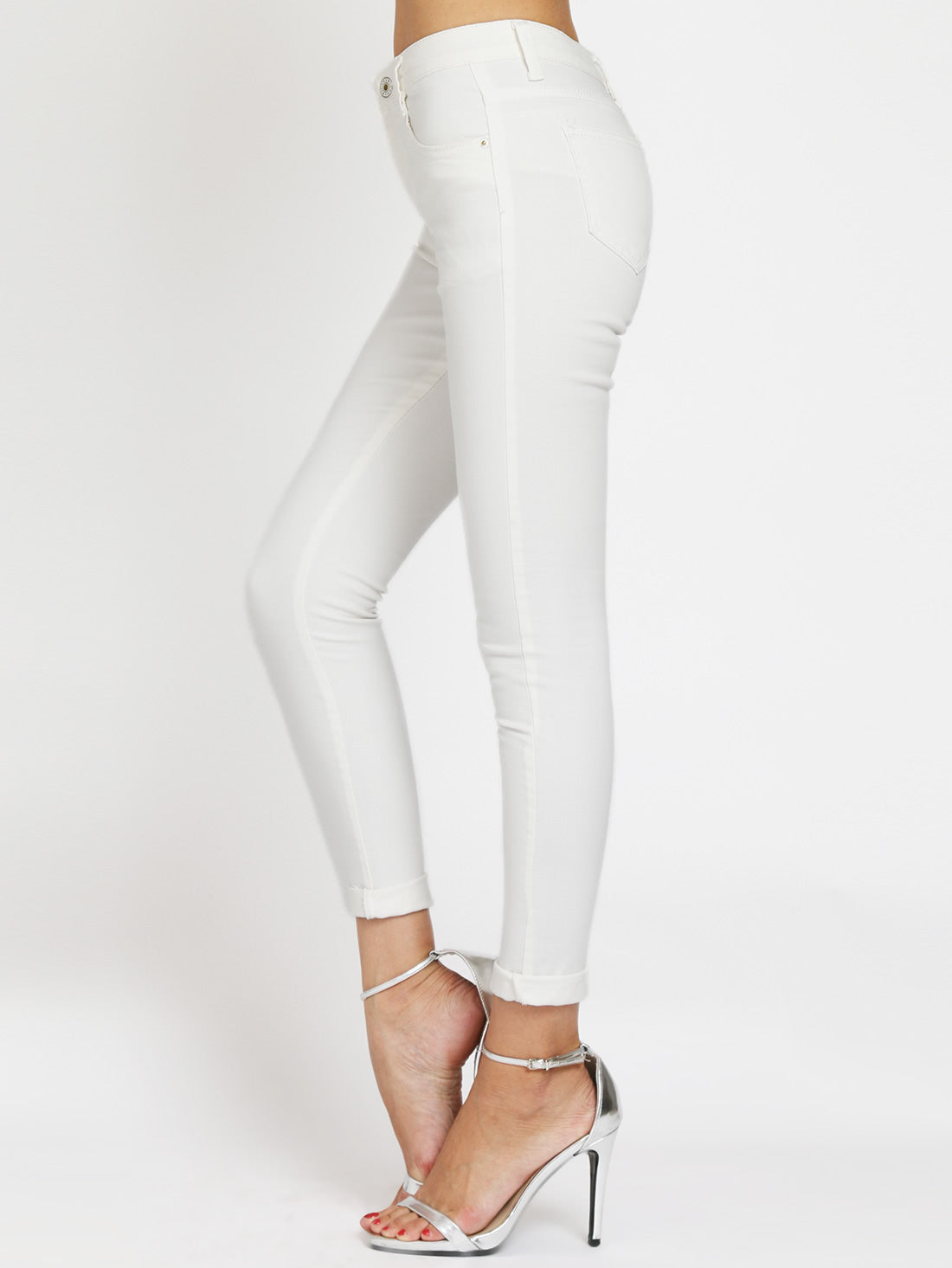 DEF WHITE JEANS