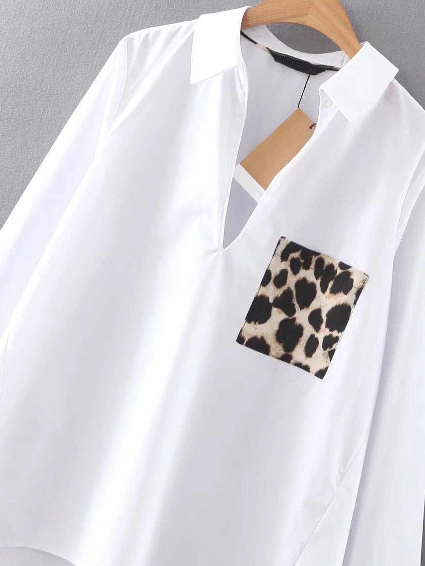 LEOPARD POCKET