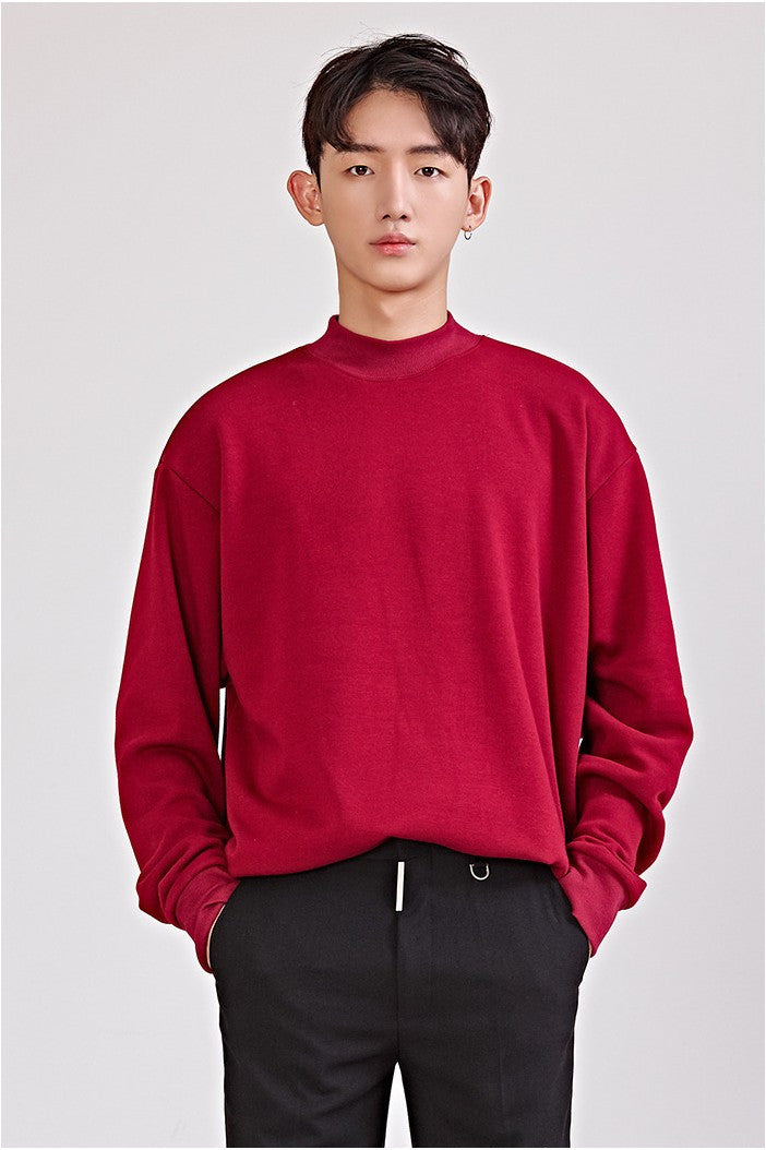 Half neck Sweater