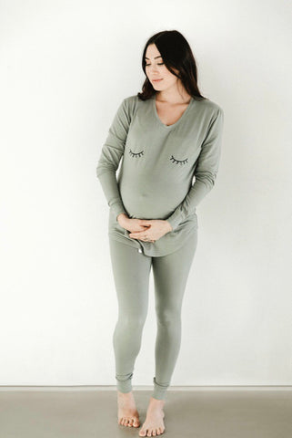 Sleepy Eyes Aspen Ladies PJs