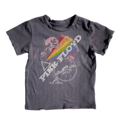 Pink Floyd Distressed Tee