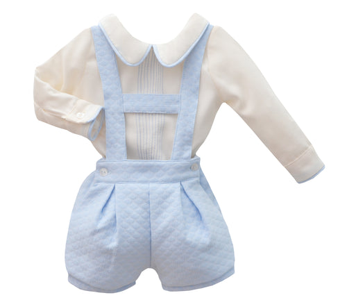 Shirt and Romper Suit - MB20766