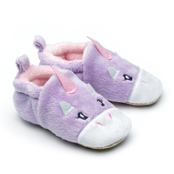 5d3b187f Rainbow Unicorn Slippers – Lily and Roux