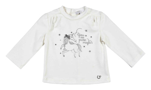 Unicorn Long Sleeve Top - 352-8622-10