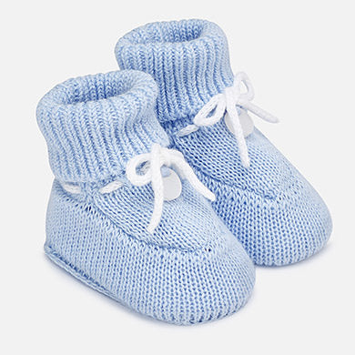 Knitted Booties - 9936-52