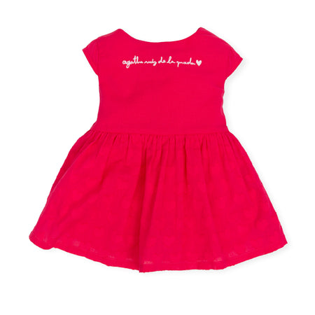 Flamingo Dress - 7202