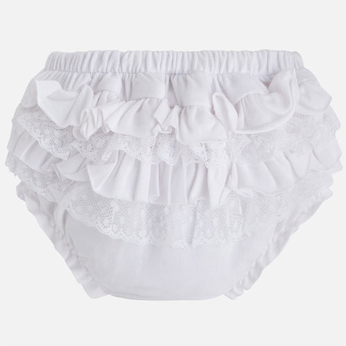 Frilly Knickers with Bow - 9442-97
