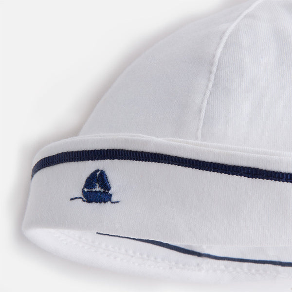 Reversible Sailor Style Hat - 9467-76