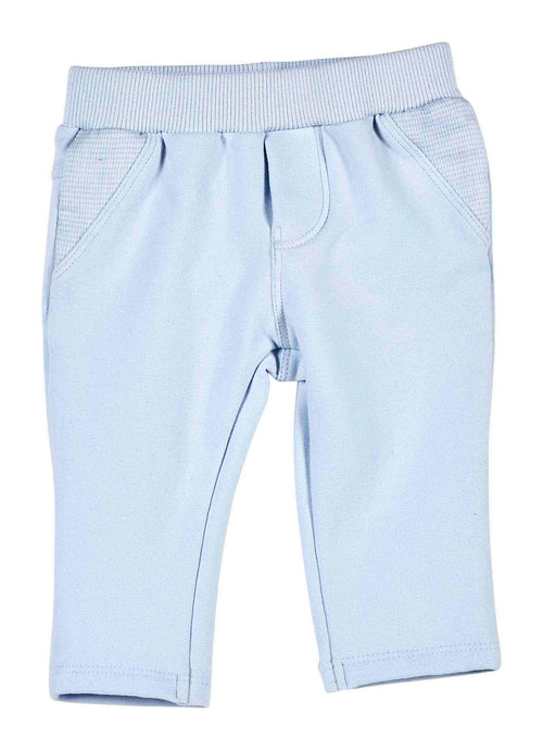 Pale Blue Soft Jogging Bottoms - 410-8727-20
