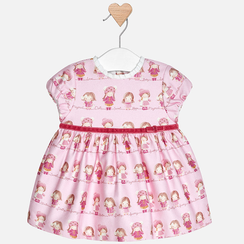 5250b7929 Patterned Dress - 2860-61 – Lily and Roux