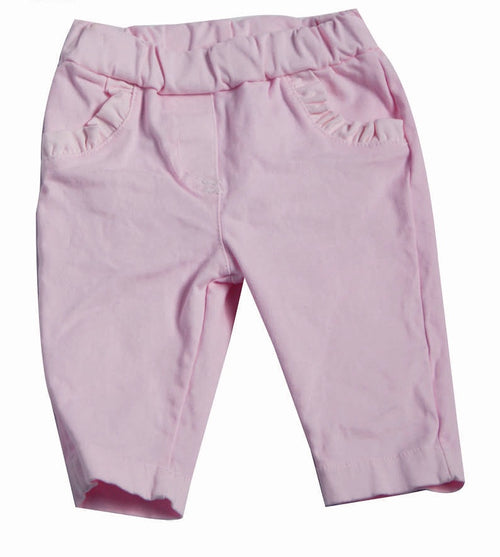 Pink Soft Trousers - BZ6143