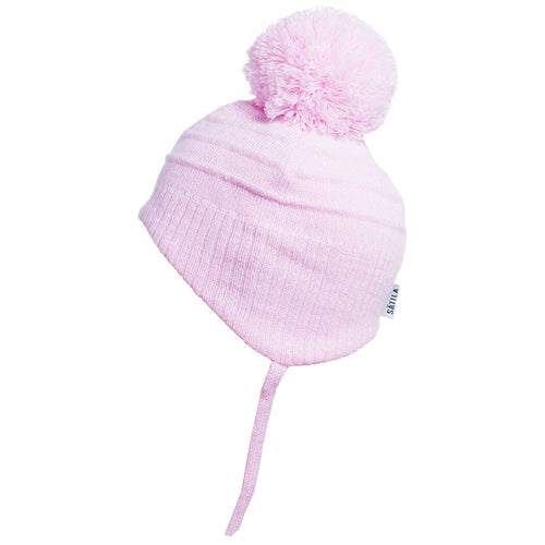 Satila Tiny Pom Pom Hat - Pink
