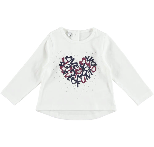 Love Heart Top - V695