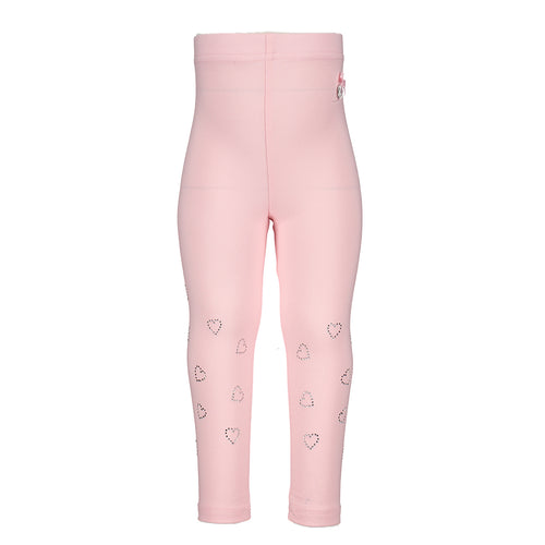 Toddle Girls Pink Sequines Leggings - 7510-215