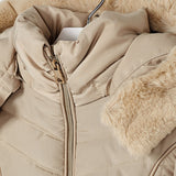 Padded Girls Winter Coat - 4437-76