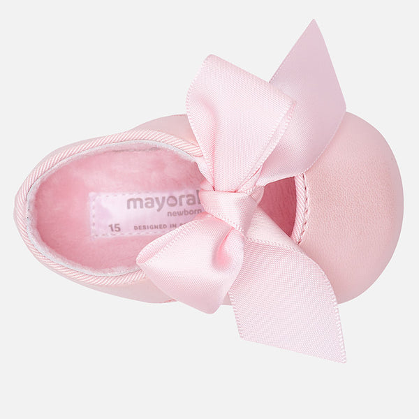 Mary Jane Pram Shoes - 9930-53