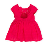 Fuchsia Summer Dress - 7123