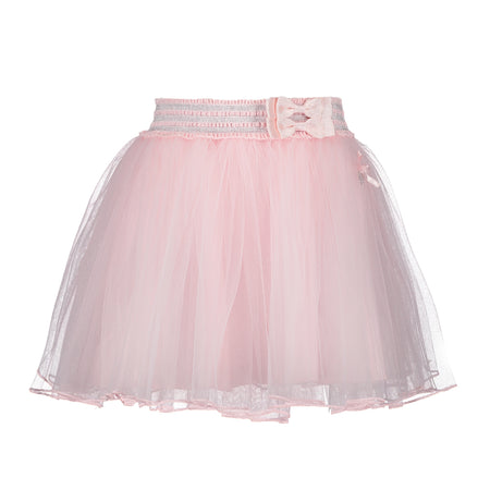 Flower Tulle Dress - 5801-099