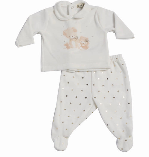 Doggy Velour Outfit - CO2440