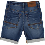 Denim Shorts - T24A51