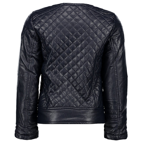 Fake Leather Jacket - C711-5215 190