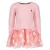 Toddle Girls Flower Tulle Dress - 7801-215