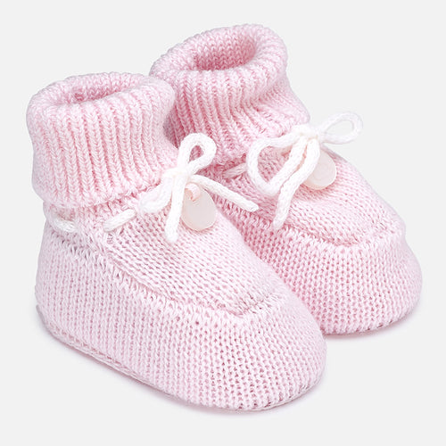 Knitted Booties - 9936-53