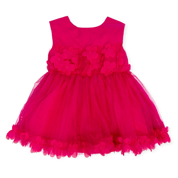 Fuchsia Summer Dress - 7021