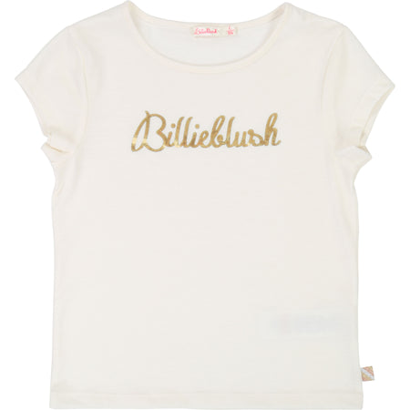 Gold Billie Blush Top - U15P02-499