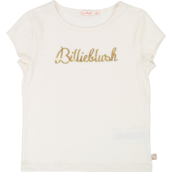 Gold Billie Blush Top - U15P02-121