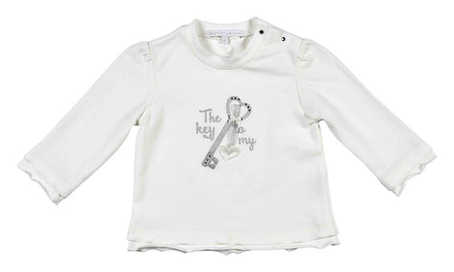 The Key to my Heart Top - 352-8621-10