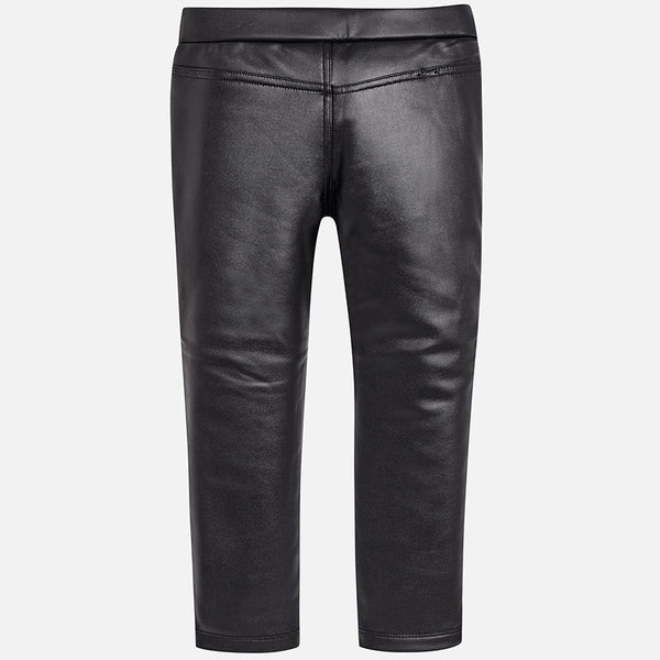 Leatherette Trousers - 4544-21