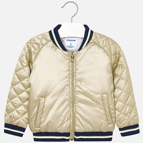 Gold Padded Jacket - 4433-16