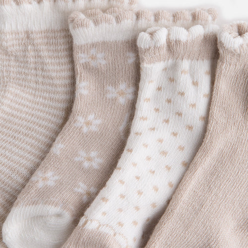 Pack of 4 Socks - 9457-34