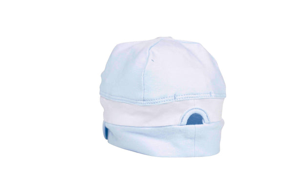 Pale Blue Sun Hat - 452-8387-20