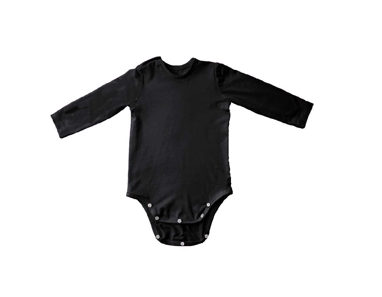 black, bodysuit, adjustable, SproutFit