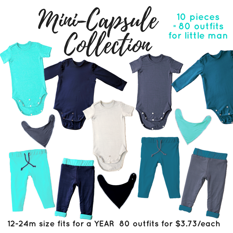 10 Piece Mini-Capsule Collection (Boy)