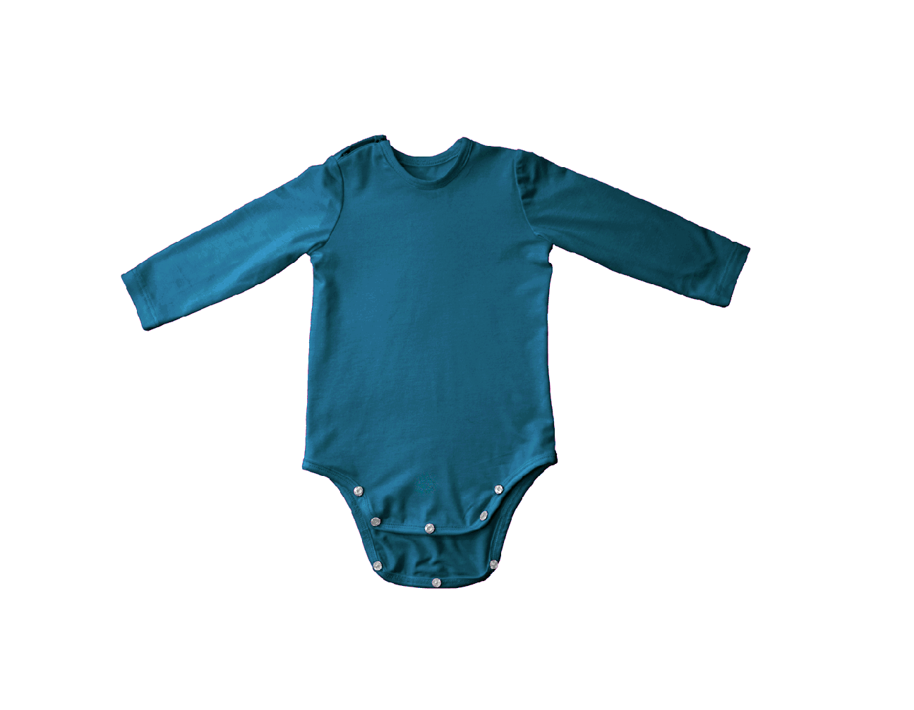 teal, bodysuit, adjustable, SproutFit