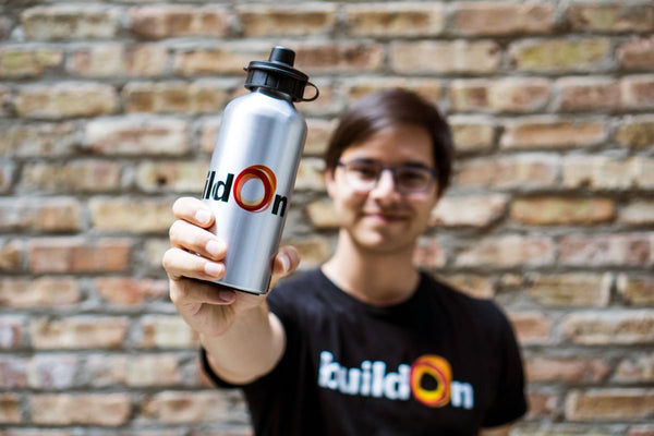 buildOn Water Bottle