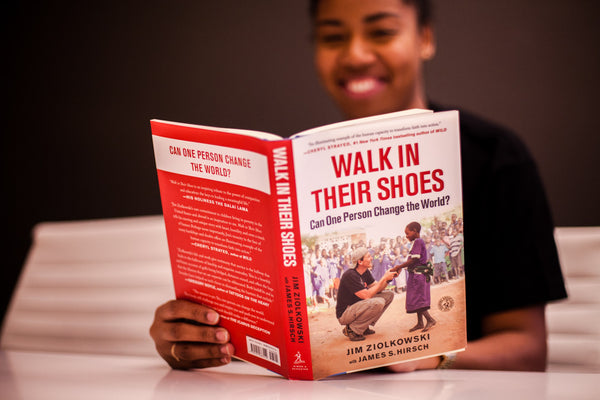 """Walk in Their Shoes"" - The buildOn Book"