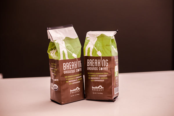 Breaking Grounds Coffee