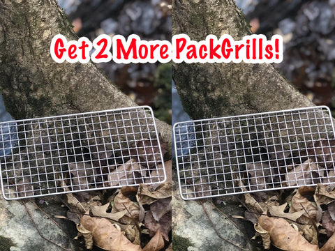 PackGrill™ Original (2-Pack)