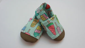 18-24m w. TG - Fruitscicle Swim Shoes