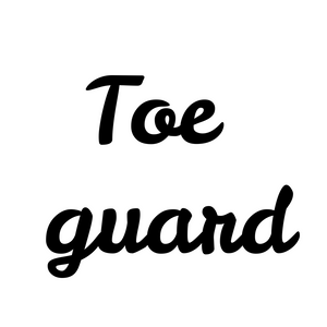 Upcharge: Toe Guard - Up to T12
