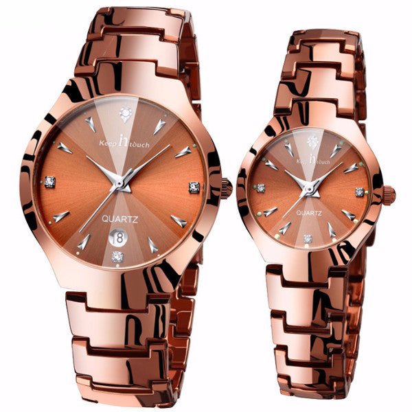 Luxury Couples Watch